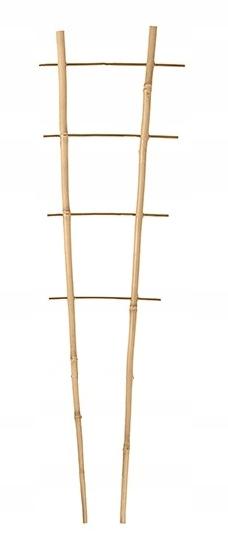 Drabinka bambusowa pergola do roślin 90cm /10szt