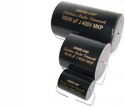 MKP CROSS CAP 220,0 UF 400v Jantzen audio Highend