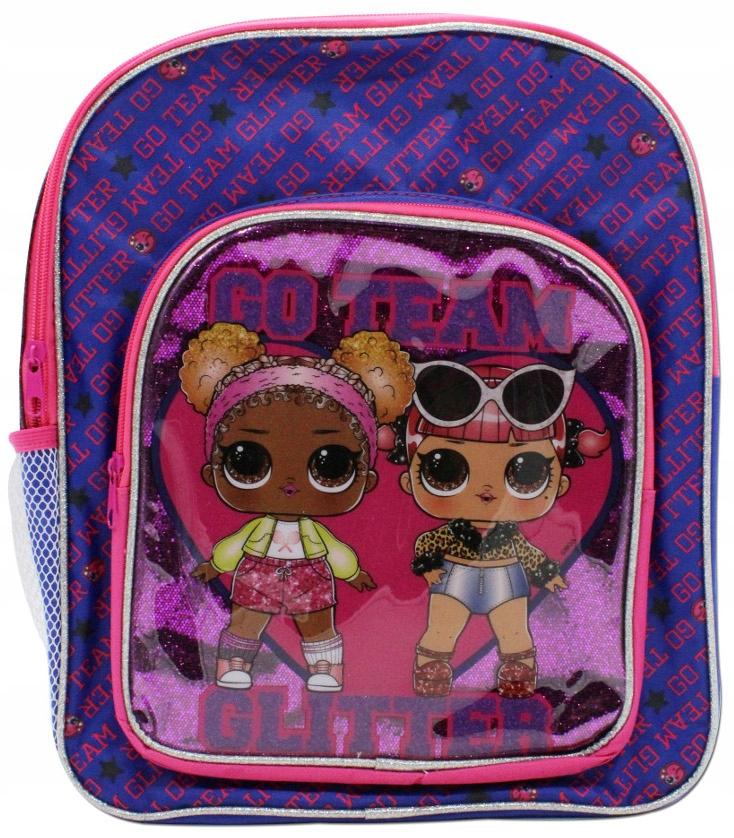 Batoh LOL Surprise batoh školské bábiky