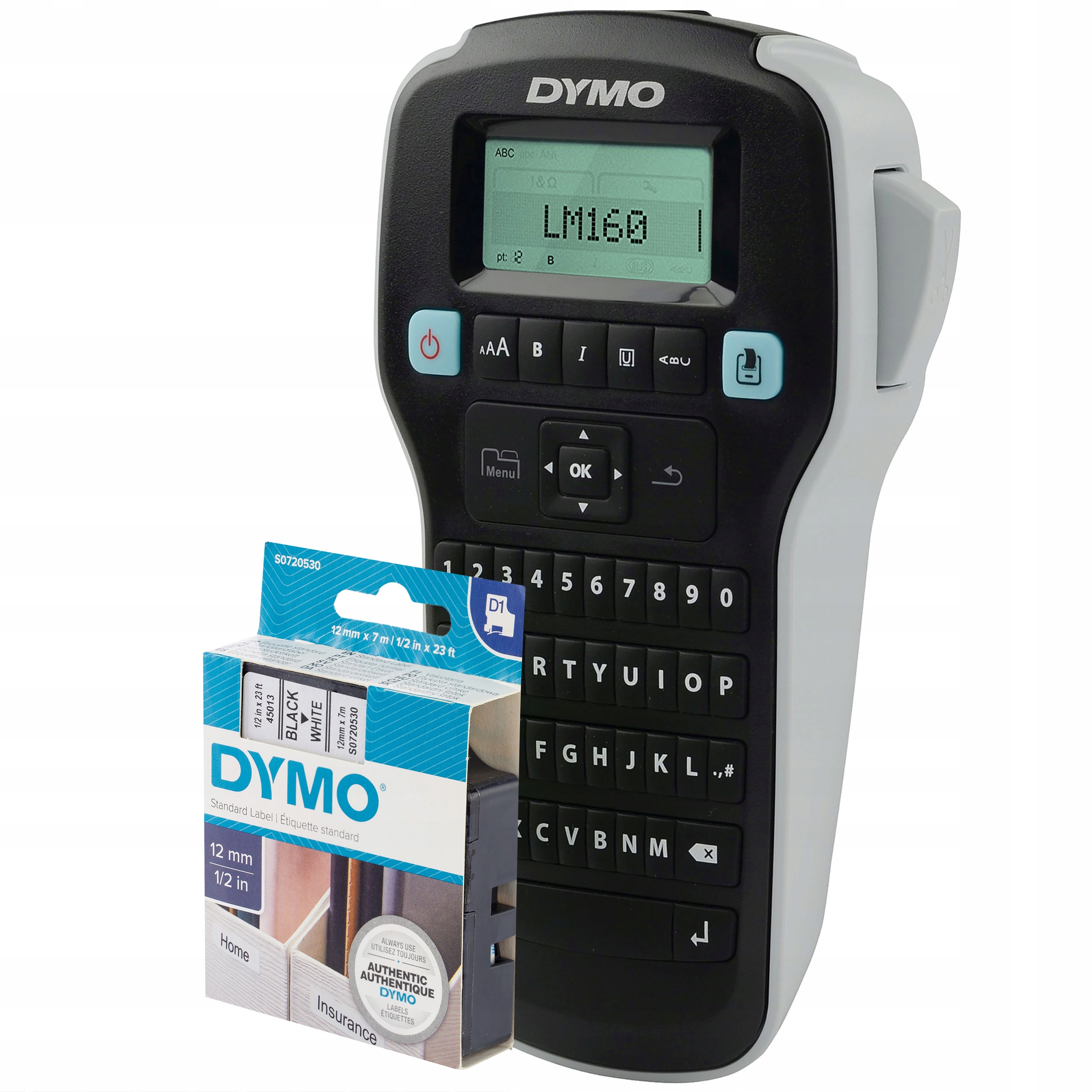 DYMO LabelManager LMR 160 Label