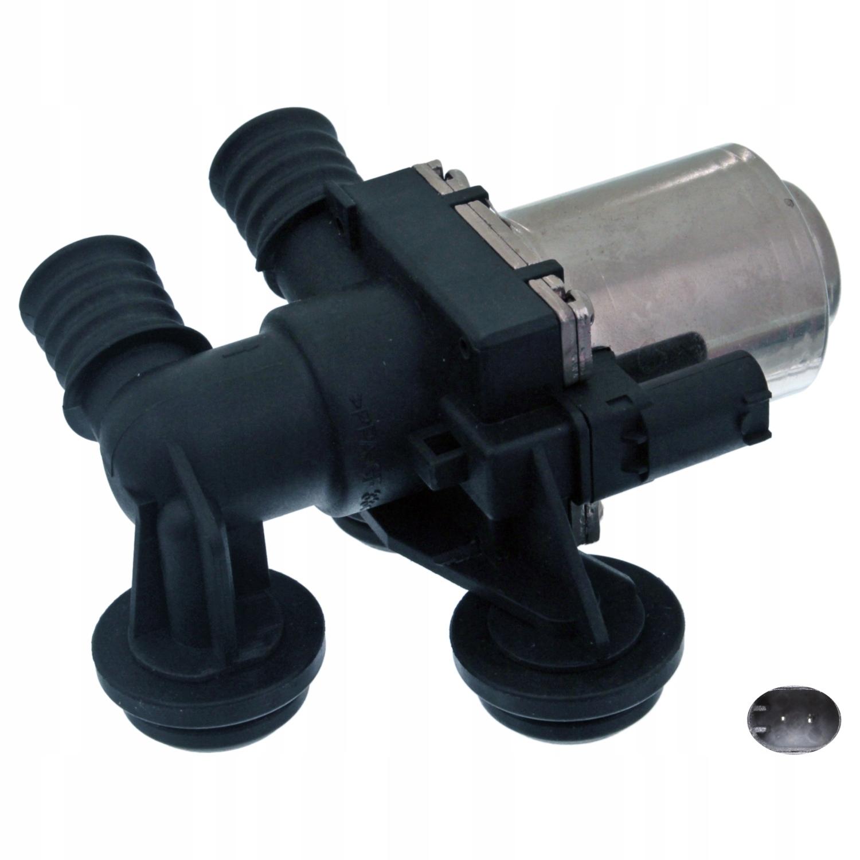 клапан нагревателя febi 46452 bmw 64118369805
