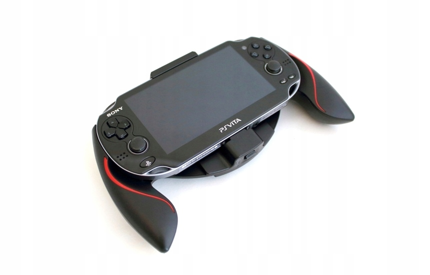 Купить HandGrip, держатель для PS Vita PCH Fat-1*** [КРАСНЫЕ] на Otpravka - цены и фото - доставка из Польши и стран Европы в Украину.