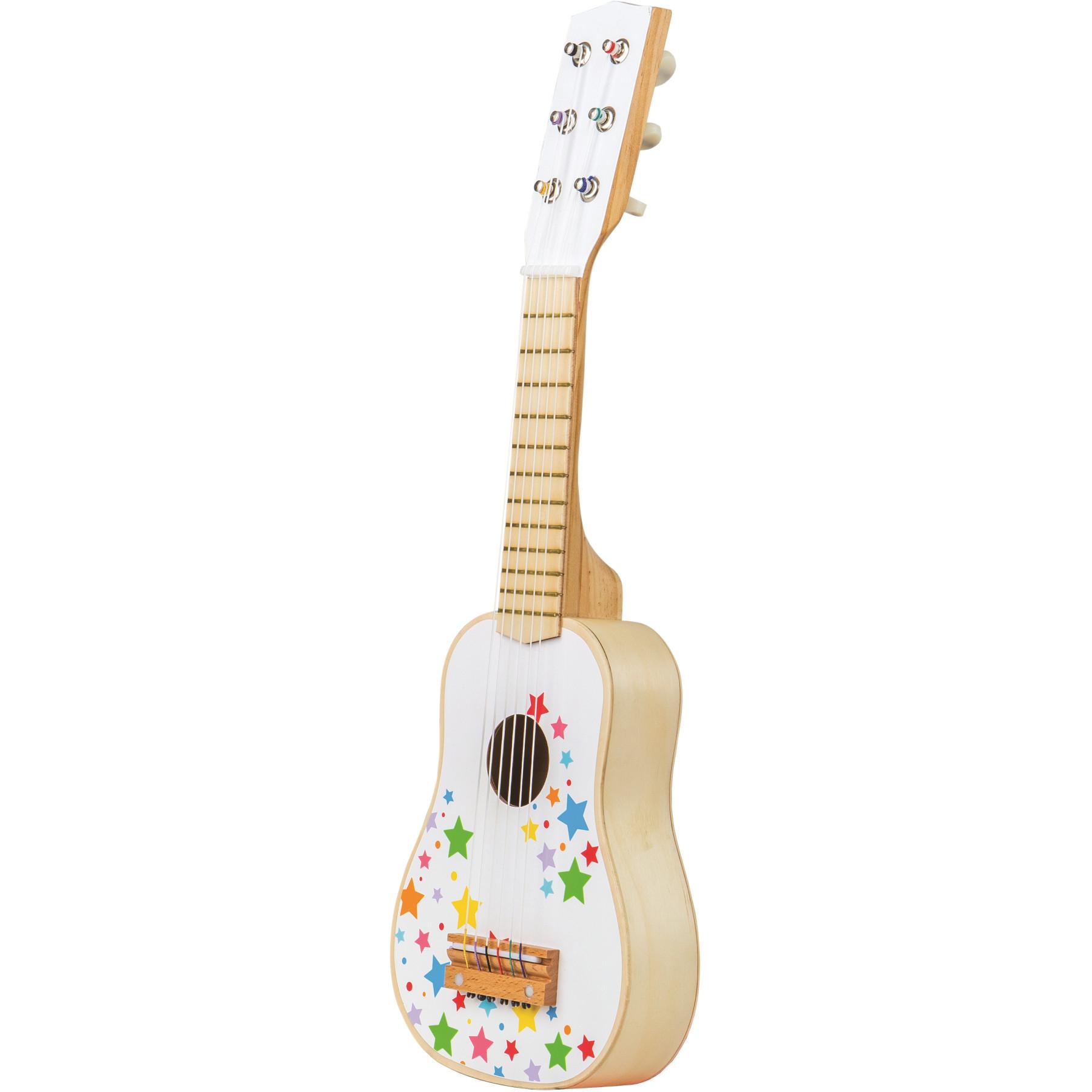 Gitara pre deti klasické hviezdy 54 cm drevo