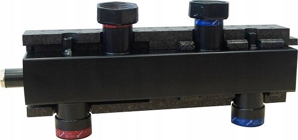 Sprzęgło hydrauliczne rozdzielacza KSV 125 70 kW Marka AFRISO