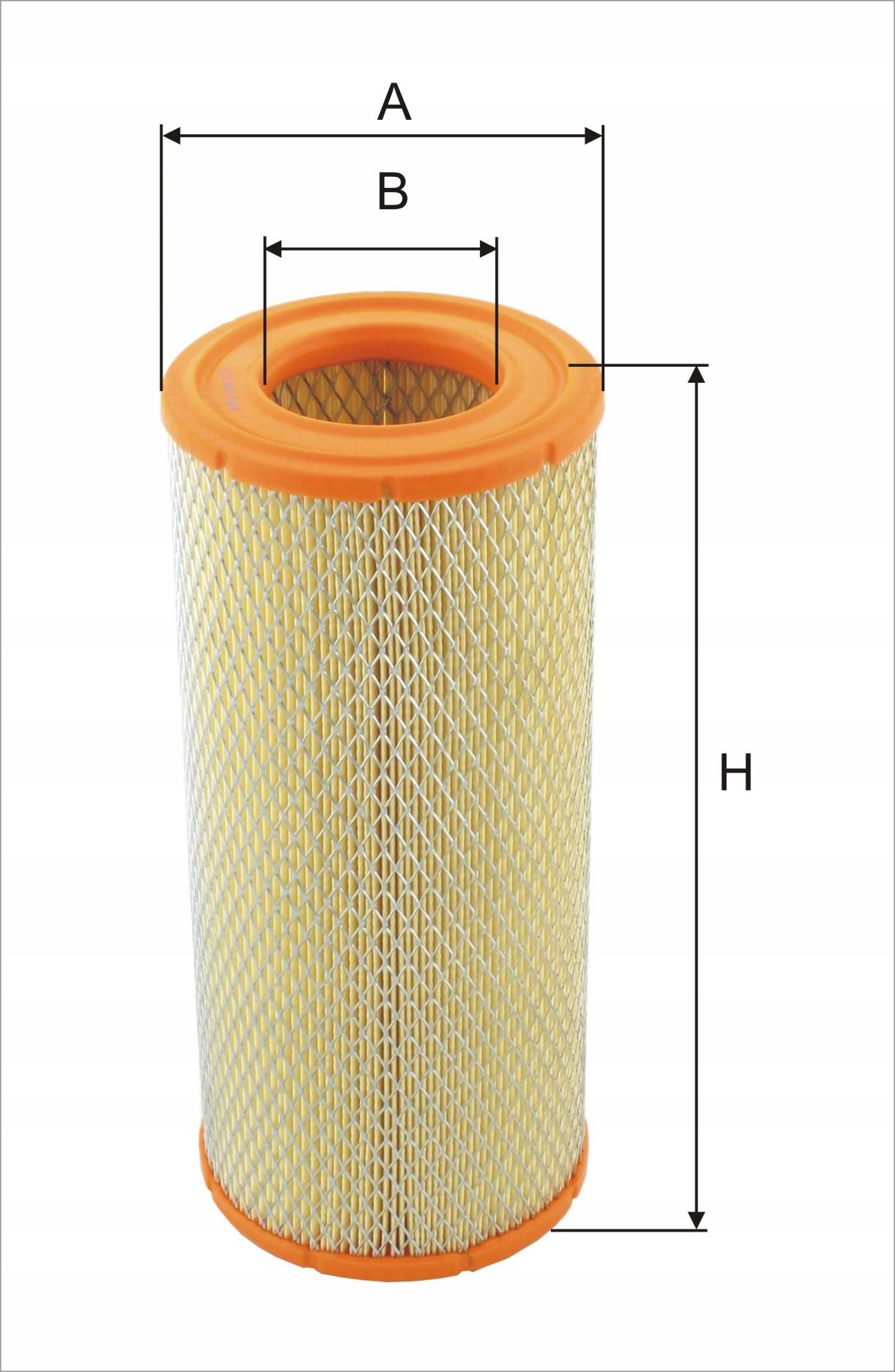 фильтр воздуха exmot wpo-015