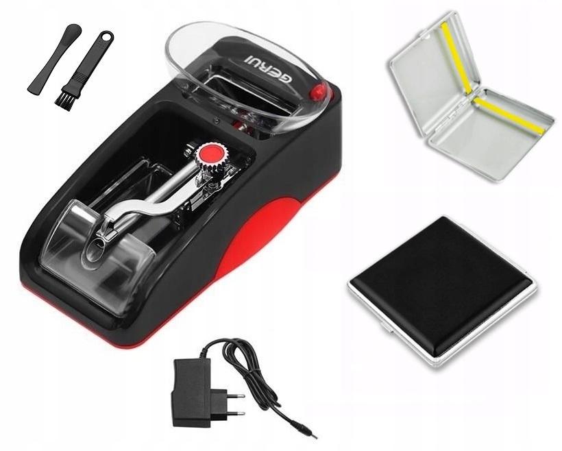 электрическая МАШИНКА для СИГАРЕТ машинка для набивки табака