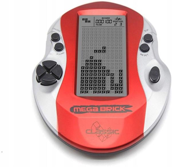 Ruční hráči hry Tetris s 26 hrami