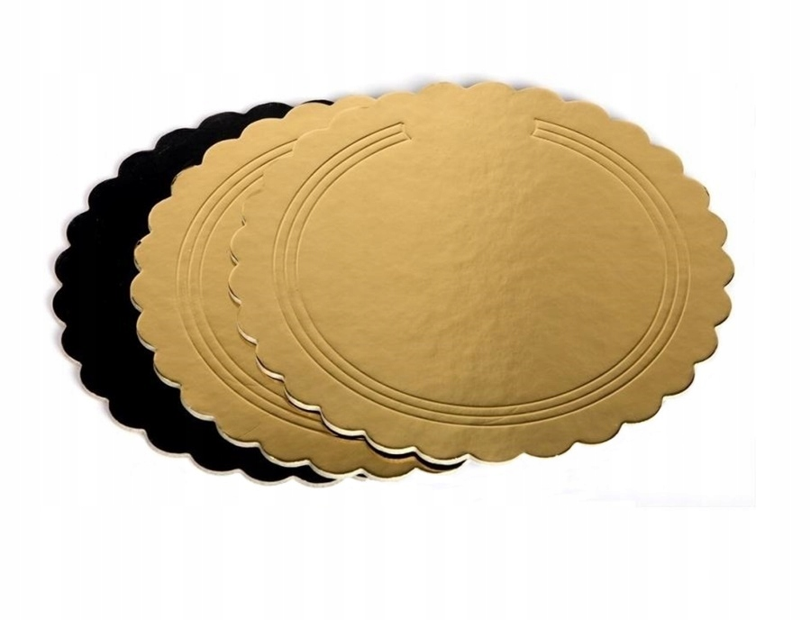 ПОДКЛАДКА круглый ПОД торт крупный 30см Италия 2000г