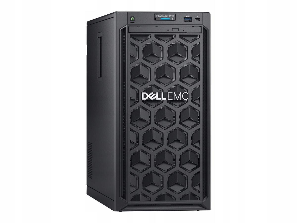 Купить Твердотельный сервер Dell PowerEdge T140 Xeon 16 ГБ 512 ГБ на Otpravka - цены и фото - доставка из Польши и стран Европы в Украину.