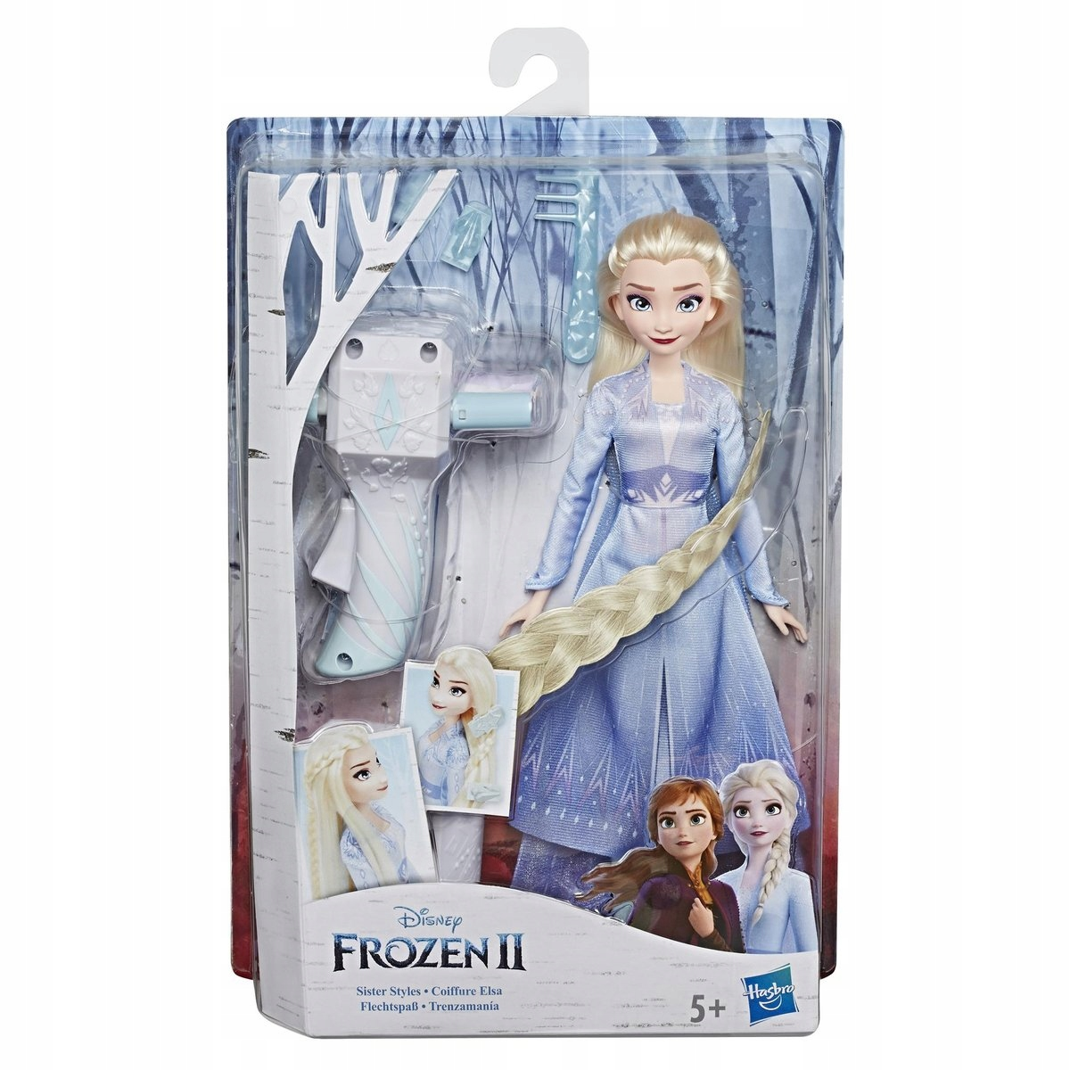 DISNEY LAND OF ICE 2 FROZEN ELSA S KURLEROM NOVINKA