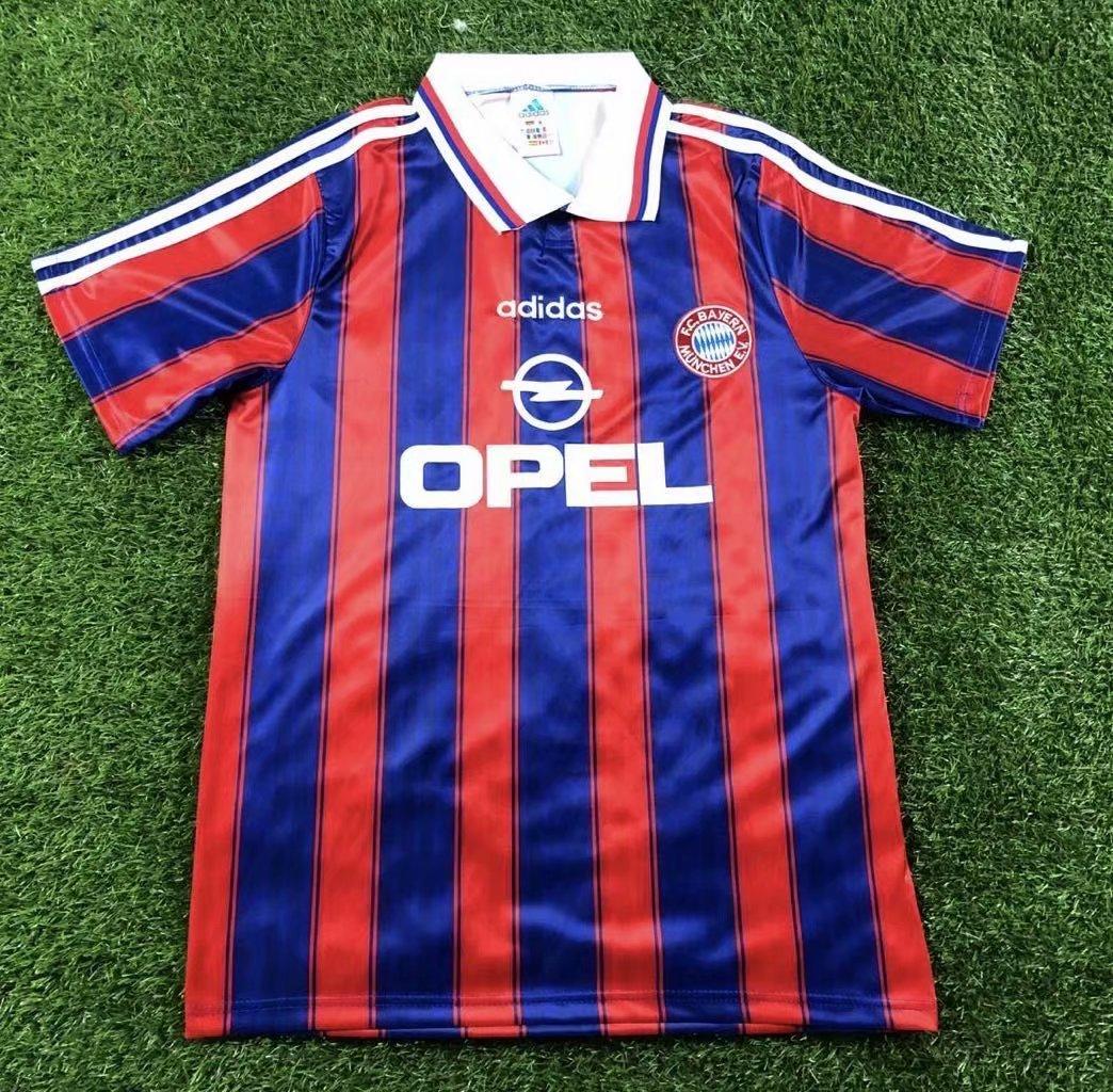 Dres Adidas Bayern Mníchov 1995-96 XL Retro