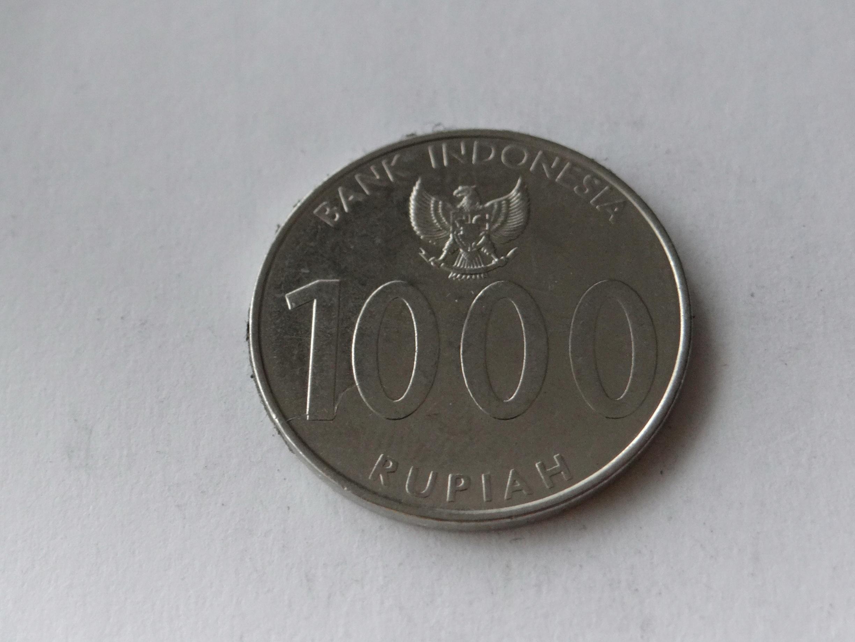 [0332] Indonezja 1000 rupii 2010 r. st. 2+