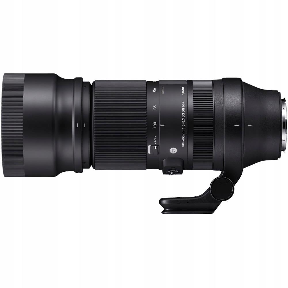 Купить Obiektyw Sigma 100-400mm F5-6.3 DG DN OS - Sony E на Otpravka - цены и фото - доставка из Польши и стран Европы в Украину.
