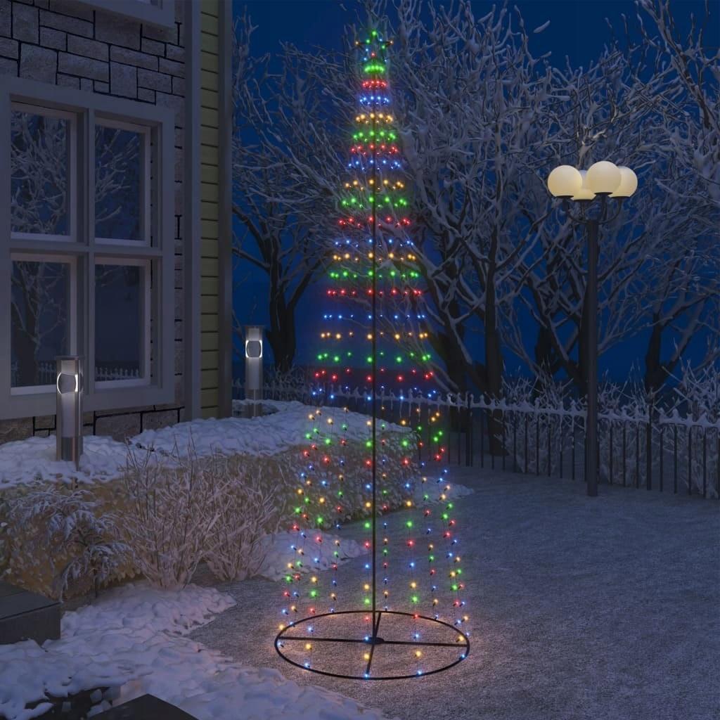 j8k ozdoba na vianočný stromček s 330 LED diódami