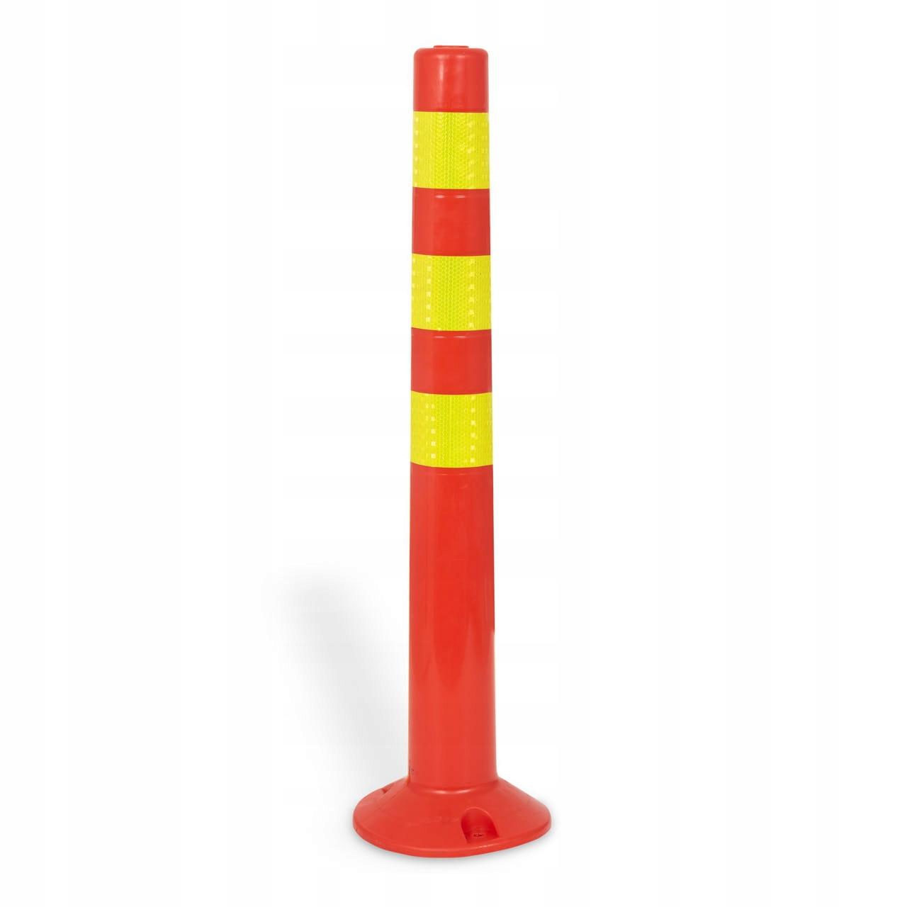 Столб дорожный светоотражающий 75см