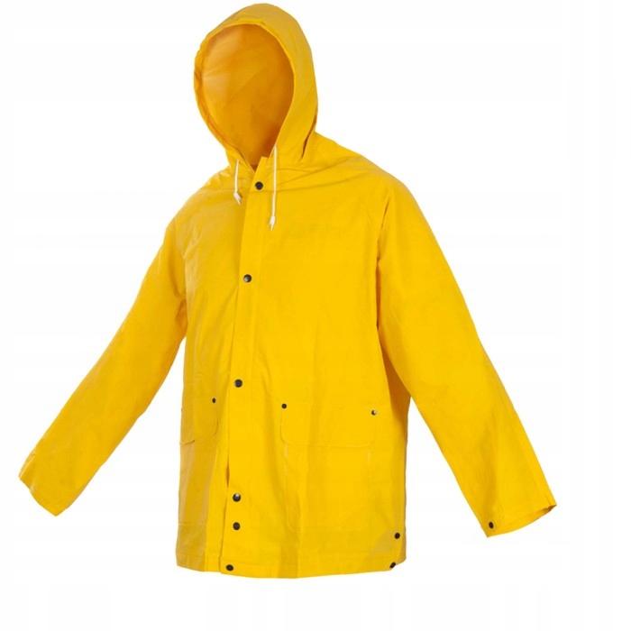 Куртка непромокаемая KPD желтая M