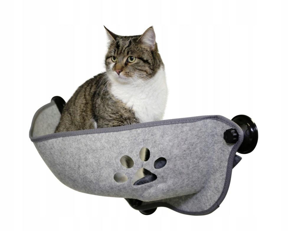 Hojdacia sieť posteľ pet posteľ pre mačky cat na okno Kerbl