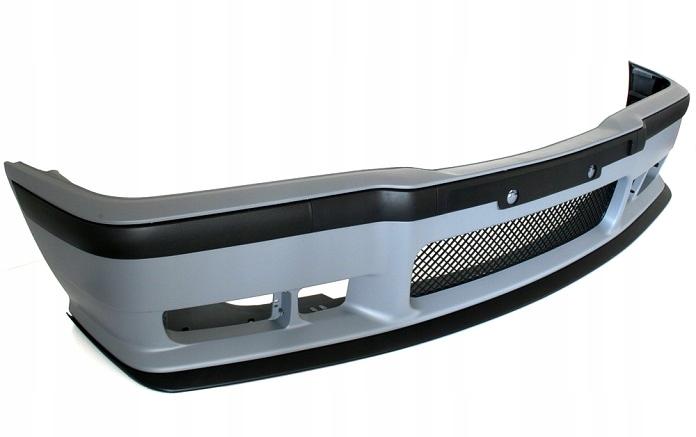 бампер перід bmw e36 m-pakiet m3, фото