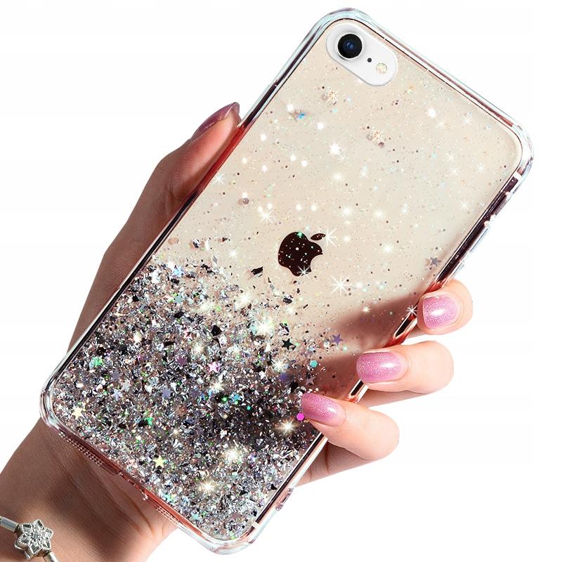 Etui do iPhone 6 6S CASE BROKAT + SZKŁO 9H