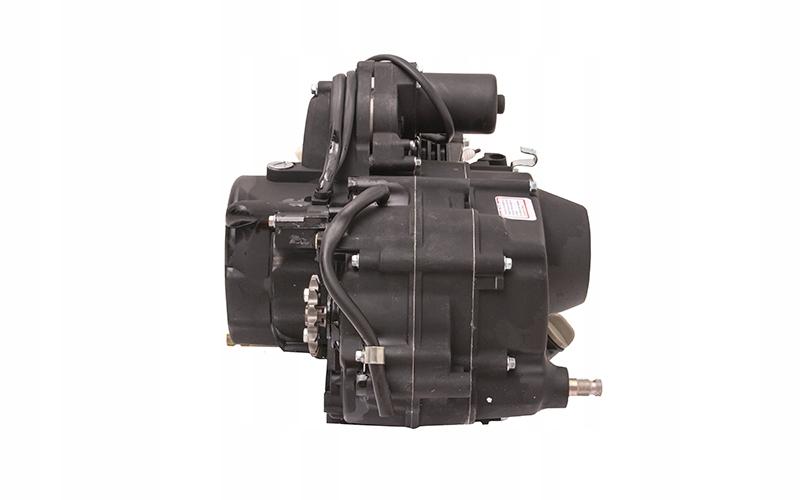 Двигатель 125 junak zipp romet barton router benyco, фото 3