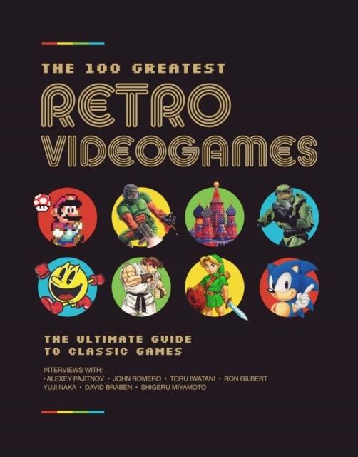 100 najlepších retro videohier