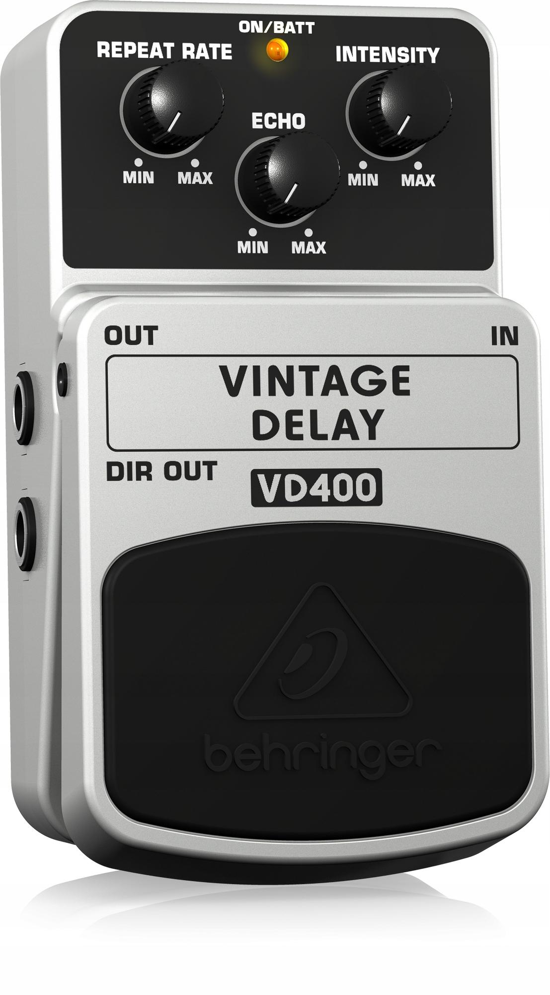 Gitara efekt Behringer VD400 Vintage Odkladu