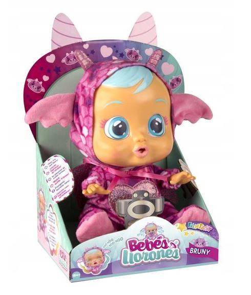 CRY BABIES BRUNY plačúcu bábiku
