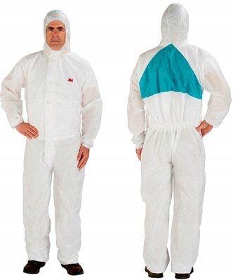 3M 4520 Защитная краска костюм XXL