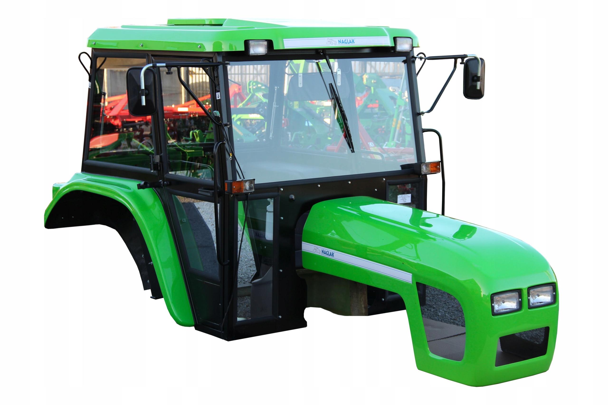 Kabina C360 Maska C 360 Naglak Zestaw Zielony Rogozno Allegro Pl