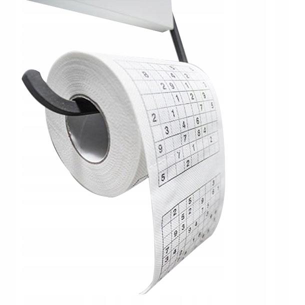 Туалетная бумага Sudoku XL