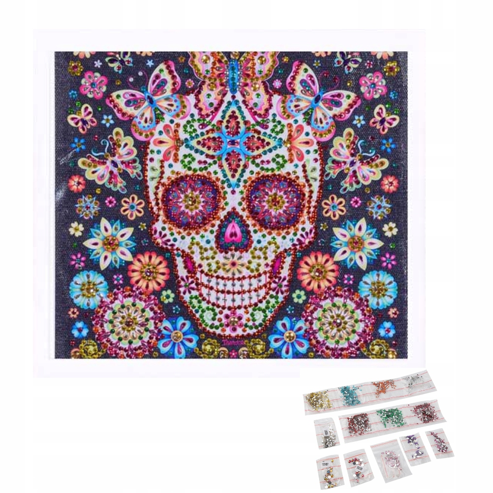 Item DIY set for embroidery diamond Crystal