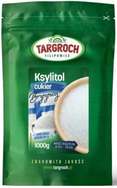 Даниско ксилит финский березовый сахар 1 кг Targro