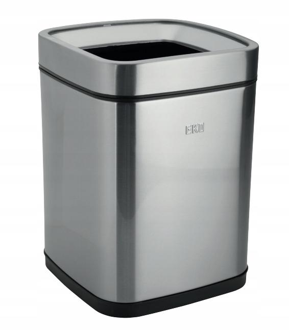 Odpadkový kôš BEMETA 9L, nehrdzavejúca oceľ