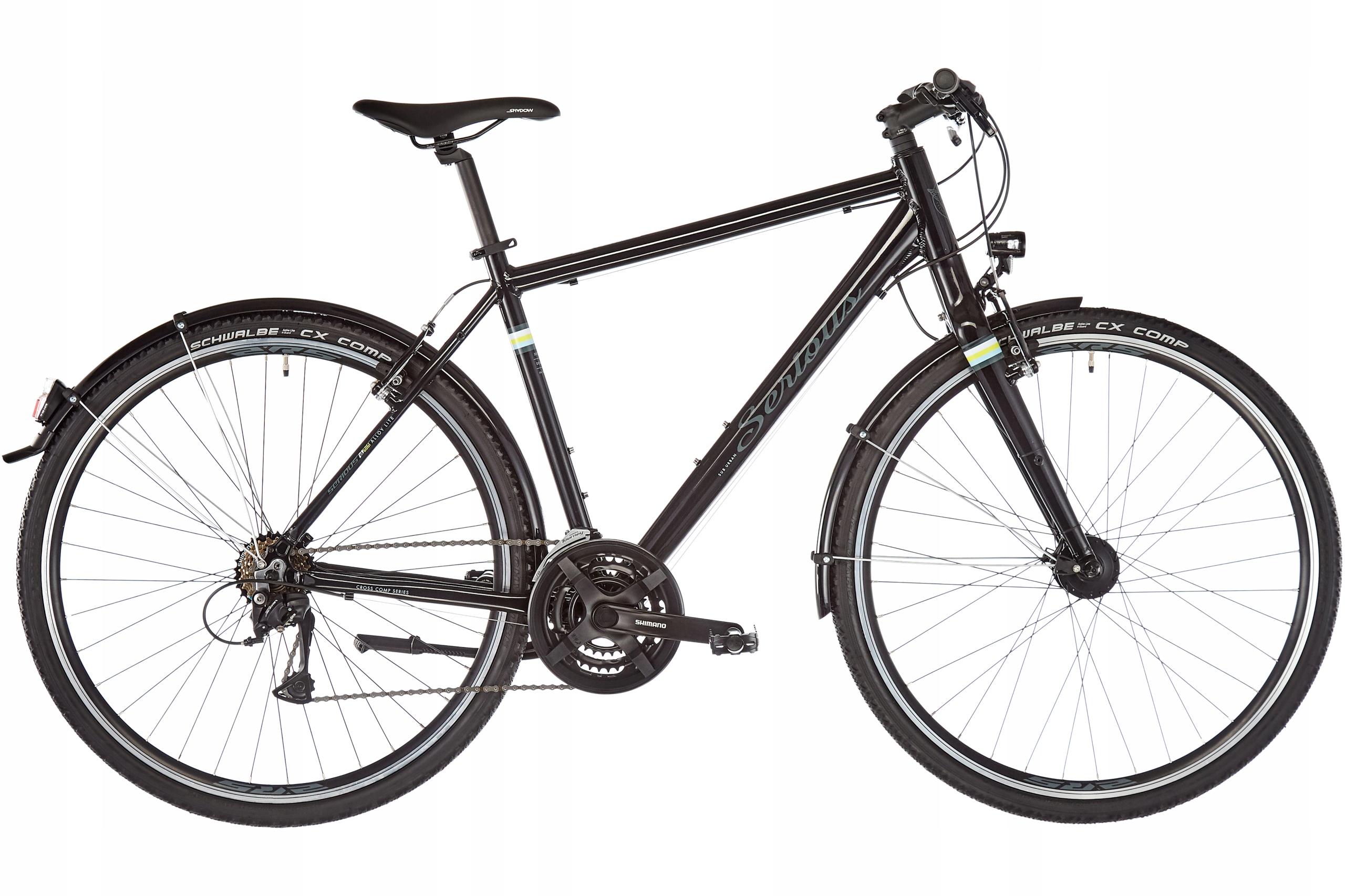 Купить Мужской алюминиевый кроссовый велосипед Acera 28 City на Otpravka - цены и фото - доставка из Польши и стран Европы в Украину.
