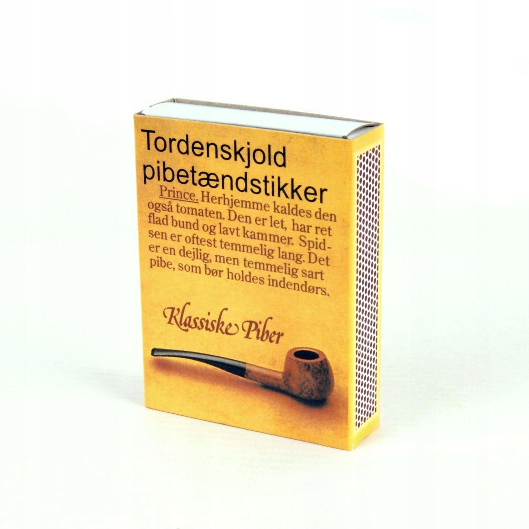 Датская труба соответствует Klassike Пибер BrogShop