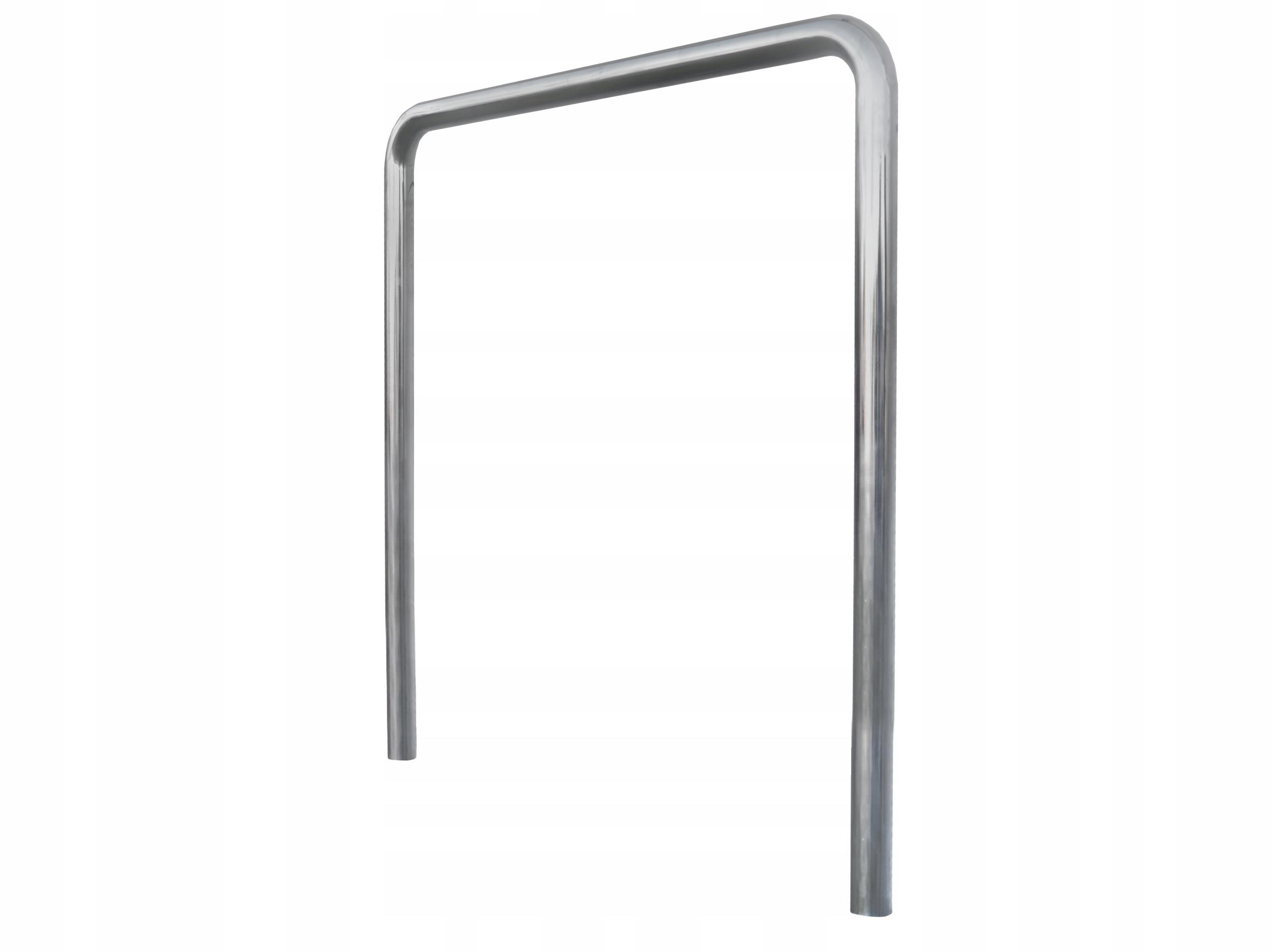 Крепление для велосипедов 80x80. Нержавеющая сталь.
