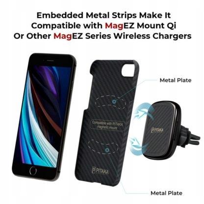 Pitaka MagEZ case Cienkie etui do Iphone SE 2020 Kod producenta KI1101SE