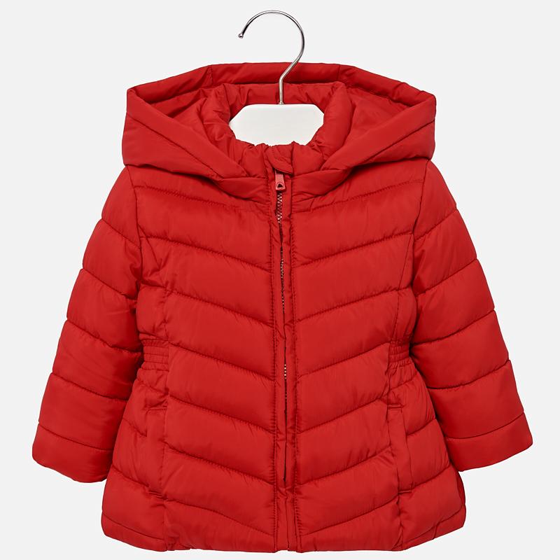 Základné prešívaná bunda Starostu rose: 80 cm