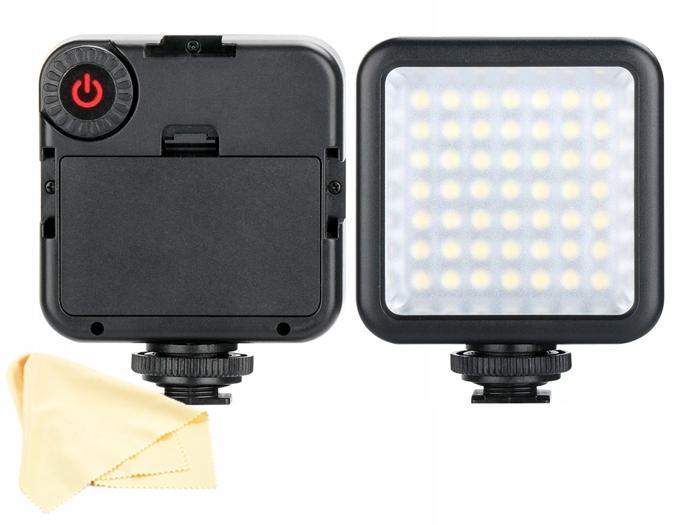 Купить Светодиодная лампа LED 49 Ulanzi W49LED для Камеры DSLR на Otpravka - цены и фото - доставка из Польши и стран Европы в Украину.