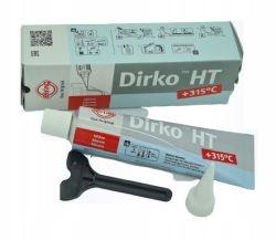 масса уплотнительная силикон elring серая dirko