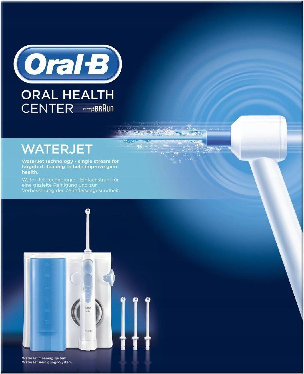 IRYGATOR BRAUN ORAL-B MD16u Professional WaterJet