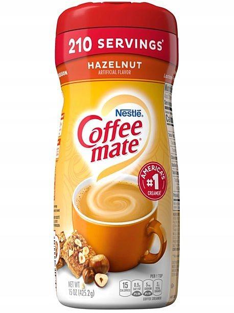 Крем Hazelnut Coffee Mate 425г из США