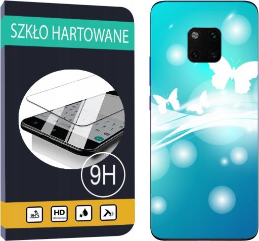 180 wzorów Etui+szkło do Huawei Mate 20 Pro Case