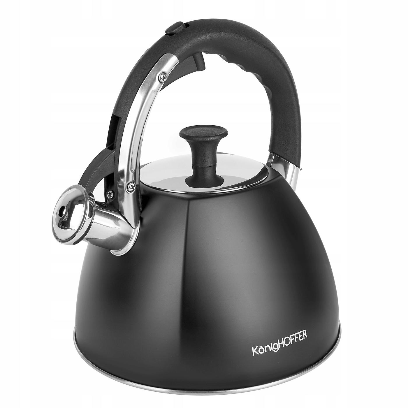 Чайник Konighoffer Firenze 2.5 л газовый индукционный