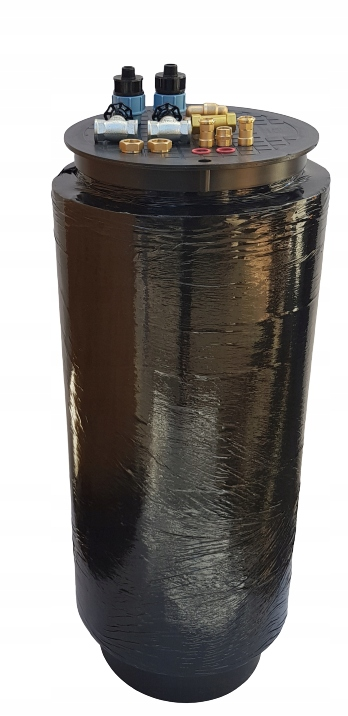 приямок водосчетчика H1500 D400 + клапаны