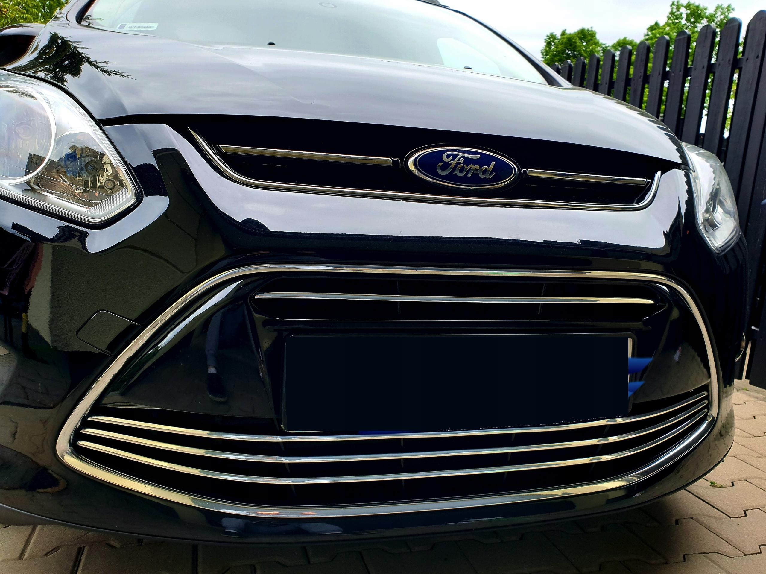 Ford C Max Ii Listwy Chrom Chromowane Grill Tuning Tarnow Allegro Pl