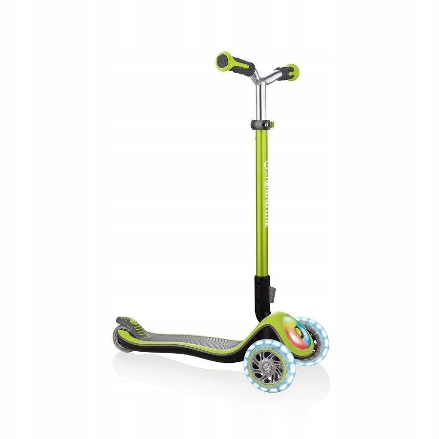 Hulajnoga 3-kołowa Globber Elite Prime Zielony