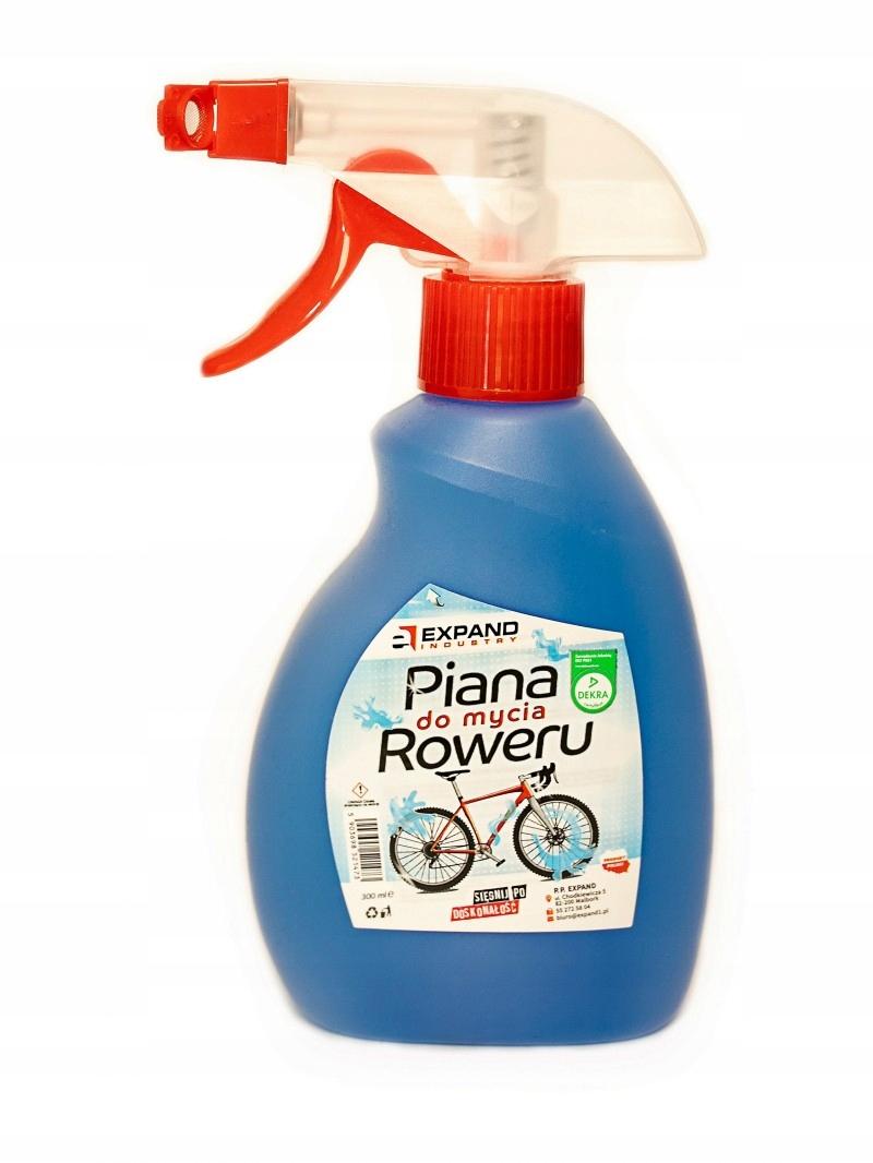 EXPAND Piana do mycia rowerów 300ml PROFESJONALNA