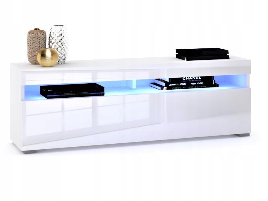 ТЕЛЕВИЗОР PLAY WHITE HIGH GLOSS + LED