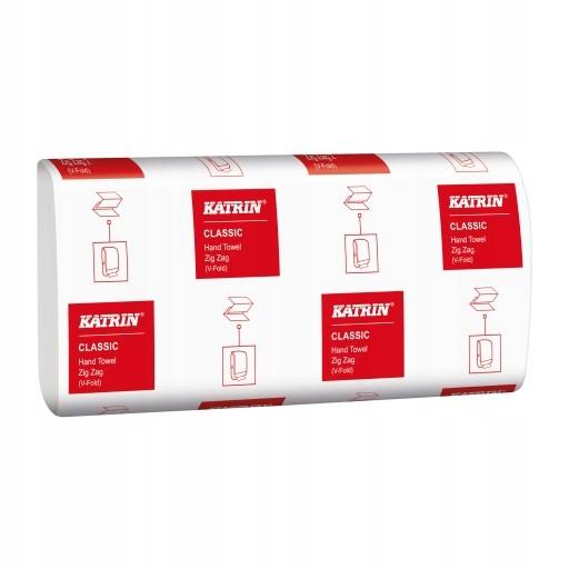 Бумажные полотенца - KATRIN 4000 PCS 1W